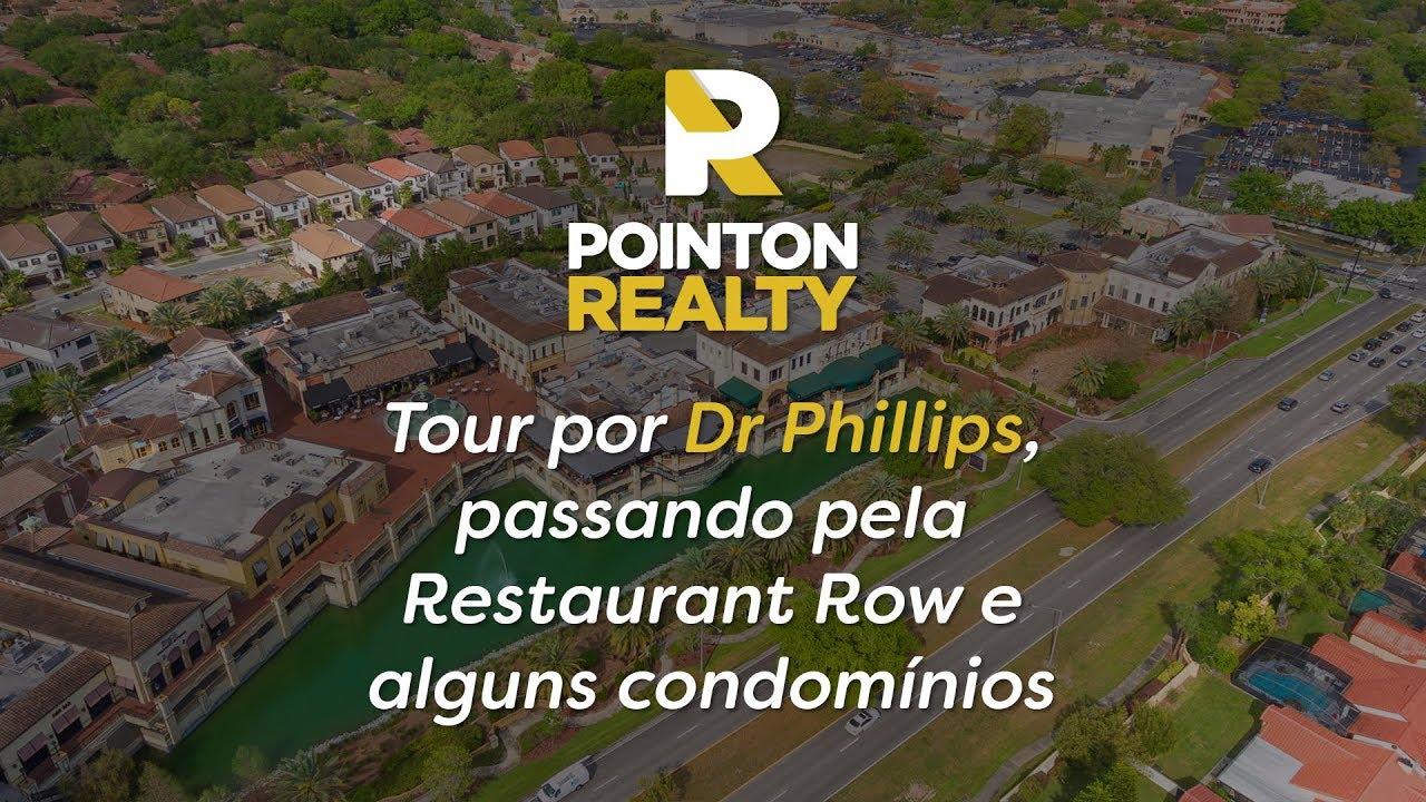 Tour Por Dr Phillips Pando Pela