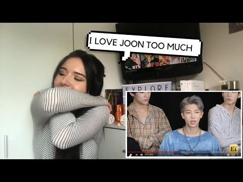 BTS INTERVIEW WITH DAILY DENNY (PT 1) REACTION // ItsGeorginaOkay