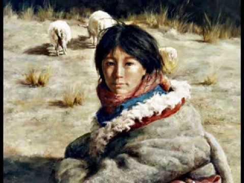 ❤♫ 牧羊女 - 黃安源