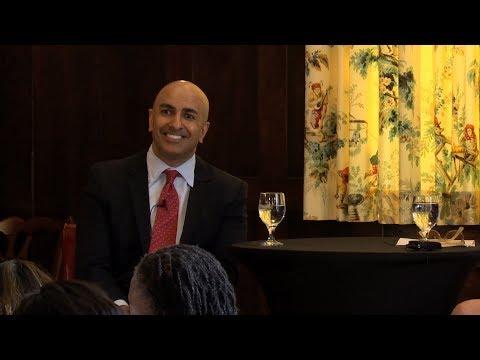 Neel Kashkari - Q&A in Minneapolis