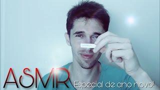 ASMR especial de ano novo / Soft spoken + Whispers (fala baixinho + sussurros)