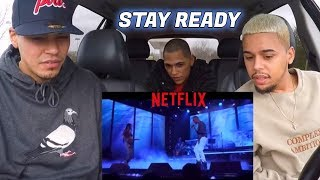 "Flawless Real Talk reacts to ""Jhene Aiko - Stay Ready"" Netflix Performance"
