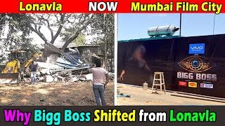 Why Bigg Boss 13 Has Been shifted from lonavla to Mumbai Goregaon Dadasaheb Phalke film city