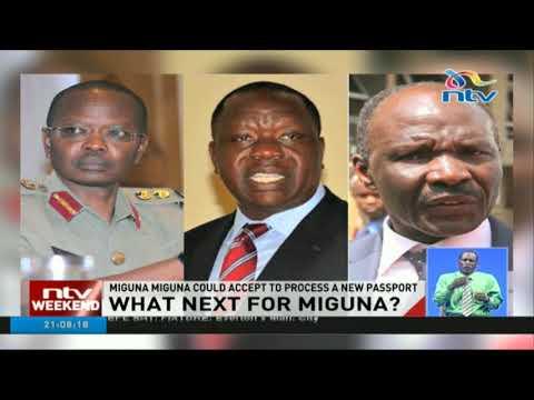 Miguna Miguna can travel back to Kenya using Canadian passport