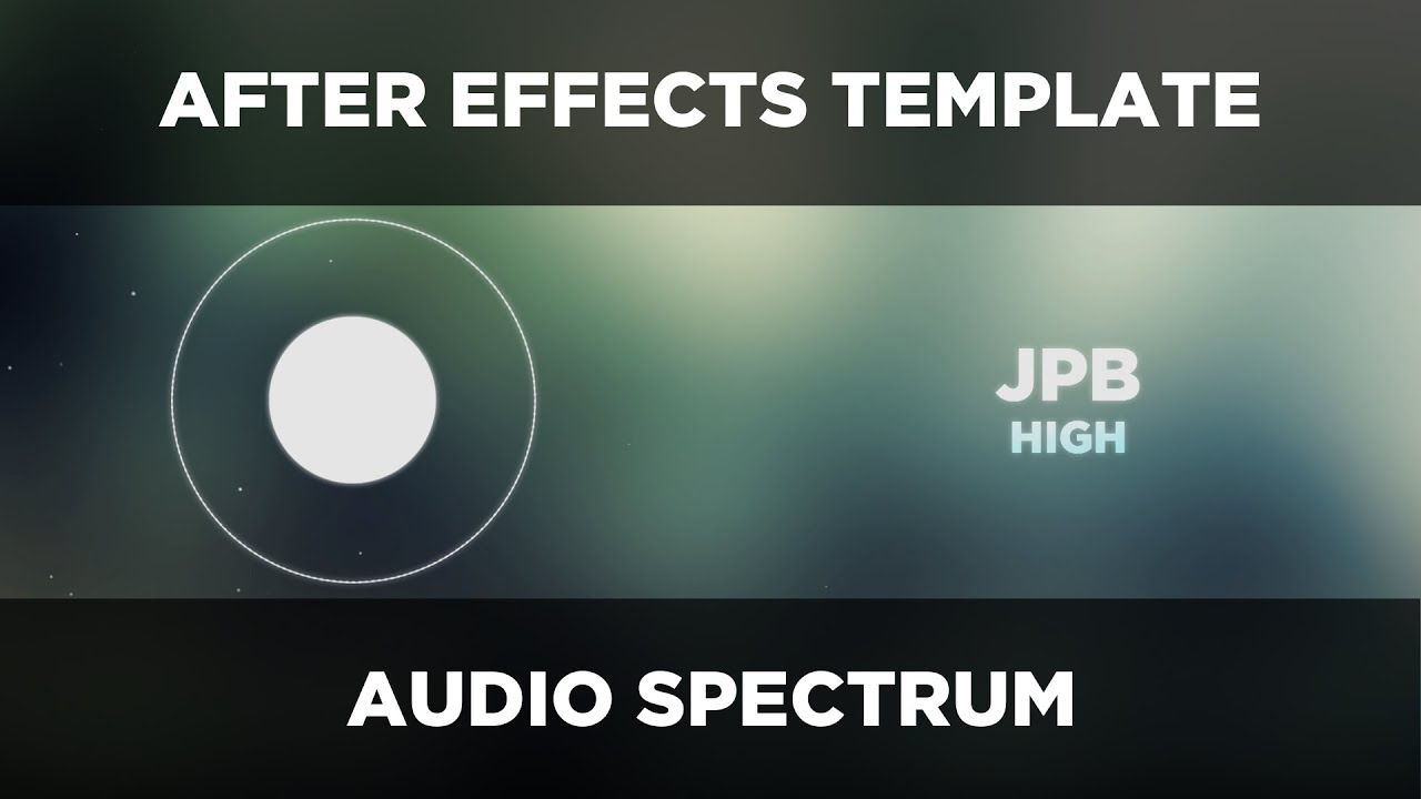 After effects template simple white glow audio spectrum youtube after effects template simple white glow audio spectrum youtube pronofoot35fo Gallery