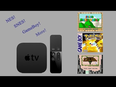 How to Install Emulator on Apple TV 4 (Provenance)