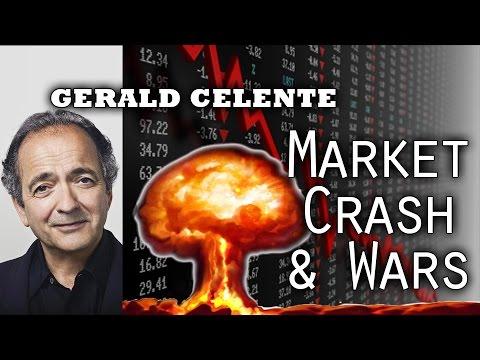 Market Crash, Currency Wars, Trade War & World War Coming - Gerald Celente Interview