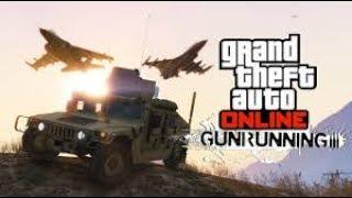 let s play gta 5 online: Gun Running 1080p livestream xbox 1