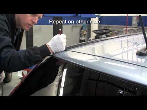 Honda CRV Spoiler Installation (Honda Answers #62)