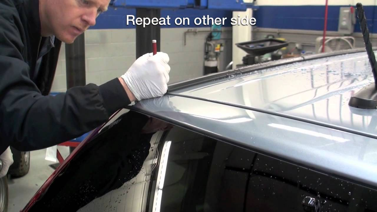 Honda Crv Spoiler Installation Honda Answers 62 Youtube
