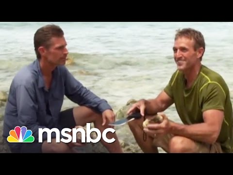 Senate Rivals Star In Reality TV Show | msnbc