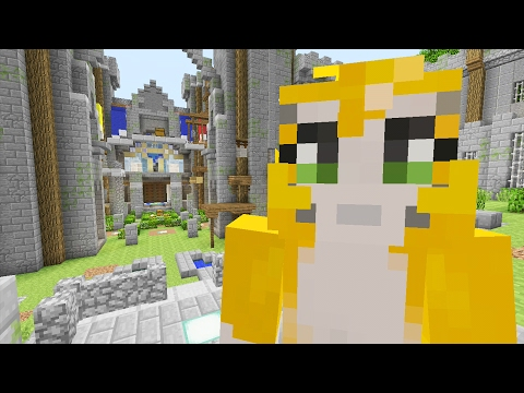 Minecraft Xbox - Camping Challenge - Battle Mini-Game