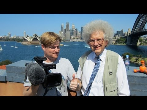 Nyholm Lecture by Martyn Poliakoff