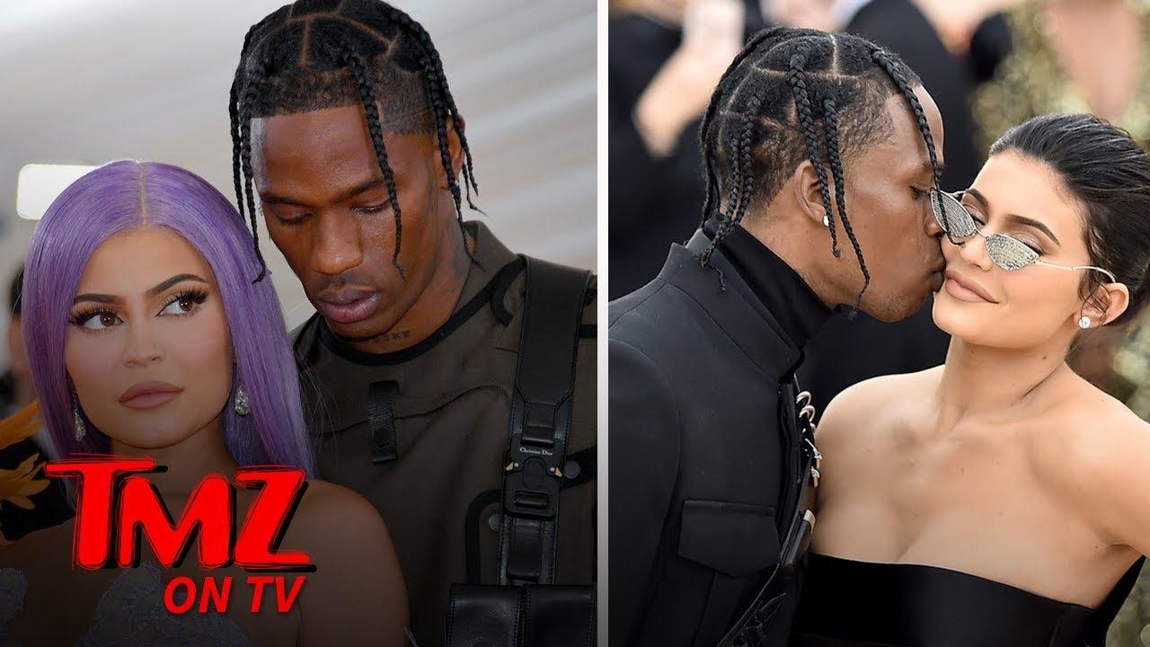 Kylie Jenner & Travis Scott Spending Lots of Time Together Since Split | TMZ TV