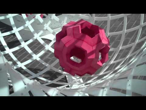 The self-assembly line: Skylar Tibbits' science art at TED