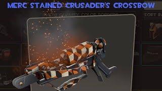 TF2 Showcase: ? Strange Unusual Crossbow + Changed Plans