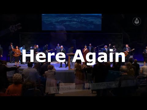 Here Again by Pentecostal Of Alexandria ( Live )