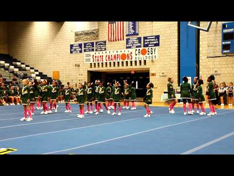 Waterbury Lady Knights Competition Day