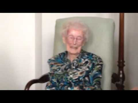Interview with two IHM 100-year-olds
