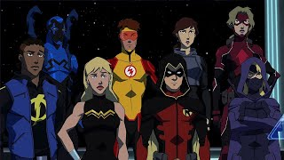 What's Next for Young Justice and Nightwing in Season 3 - SDCC 2018