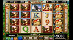 The Story of Alexander Free Slot Machine