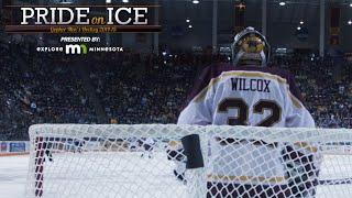 """Adam Wilcox: Iron Man"" Pride on Ice: Gopher Hockey 2014-15 (Episode 2, Season 3)"