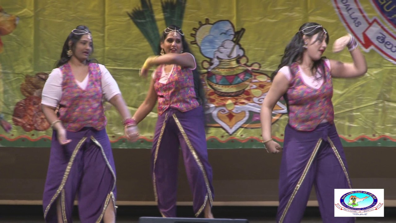 2017 TANTEX SANKRAANTI - REMIXED MOVIE DANCE MEDLEY