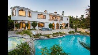 Mediterranean-Inspired Home in Bel Air, Los Angeles, California | Sotheby