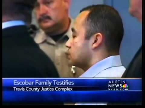 Escobar family testifies