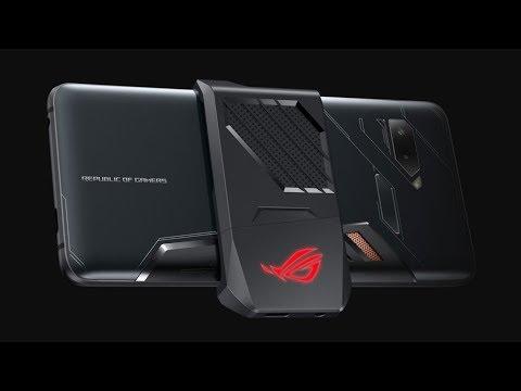 Hp Terbaru 2018 Asus Rog Phone Harga Dan Spesifikasi Youtube