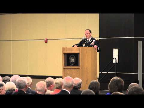 Hayes Lecture Series - Building Dynamic Leaders for the Future