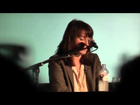 Keeley Hawes panel at SFX Weekender 2
