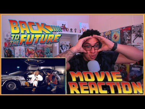 Back To The Future Movie Reaction - FIRST TIME WATCHING Back To The Future