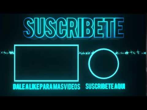Outros para el final de tus videos de YouTube