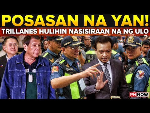 JUST IN : BREAKING NEWS! PRES  DUTERTE ARESTUHIN NA YAN SI TRILLANES NASISIRAAN NA NG ULO ELEAZAR! -  (2020)
