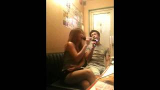 My Edited Video - The Duo @ karaoke - July 4,2010
