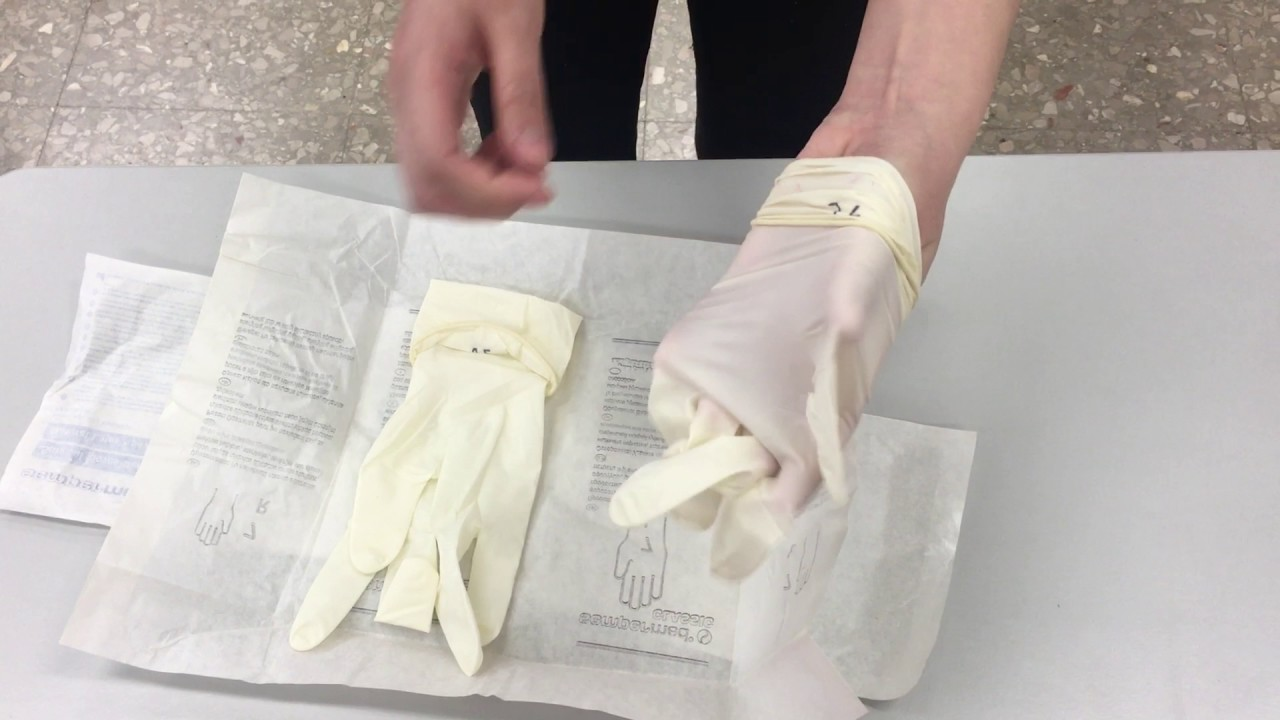 how to put on sterile gloves 2008-9-12  terile versus nonsterile gloves for repair  sterile gloves rather than individually packaged sterile gloves  the randomization results and to put gloves.