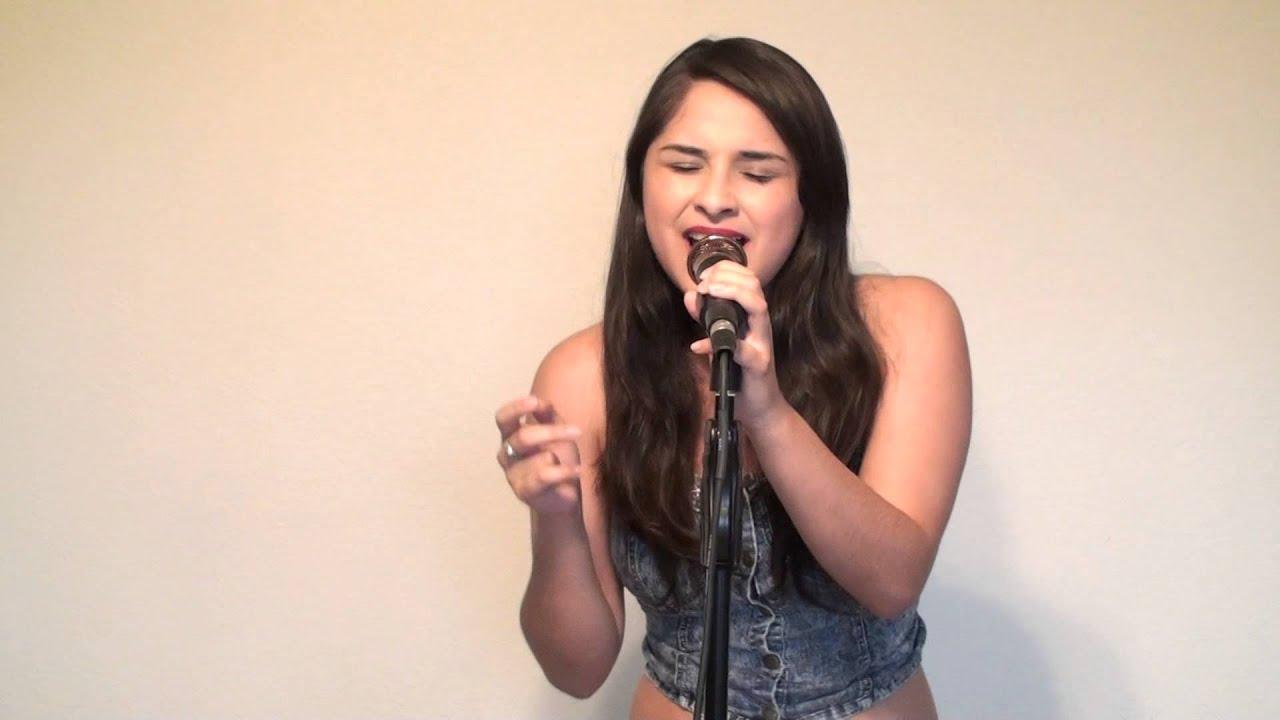 Sia - Chandelier (Cover By: Monica Saldivar) - YouTube