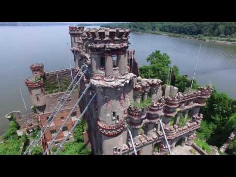 Abandoned Ny Bannerman Castle Youtube
