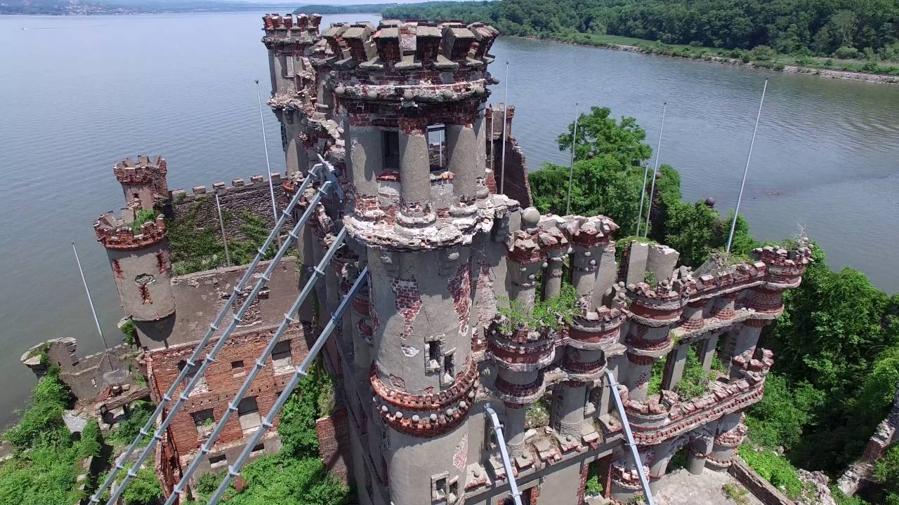 Bannerman Castle Haunted