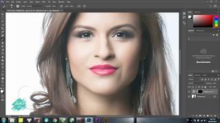 Chỉnh Sửa Môi Trong Photoshop | Học Photoshop