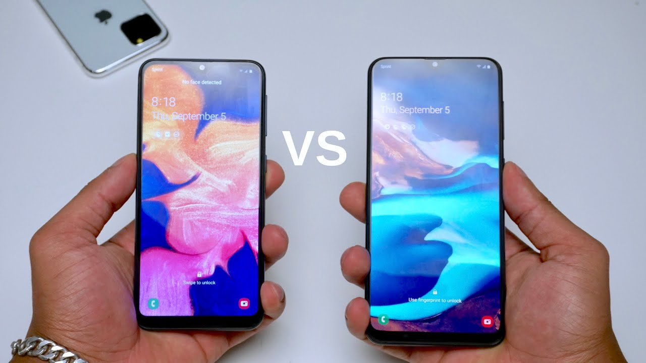 Samsung Galaxy A10e Vs A20 Which Is The Better