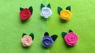 Ingin menambah koleksi bross nih? tapi hasil buatan sendiri. nah, pada video ini anda bisa menyaksikan cara mudah membuat mawar dari kain flanel. ...
