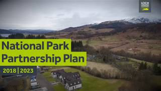 Gordon Watson, CEO sums up what the new National Park Partnership Plan aims to achieve.