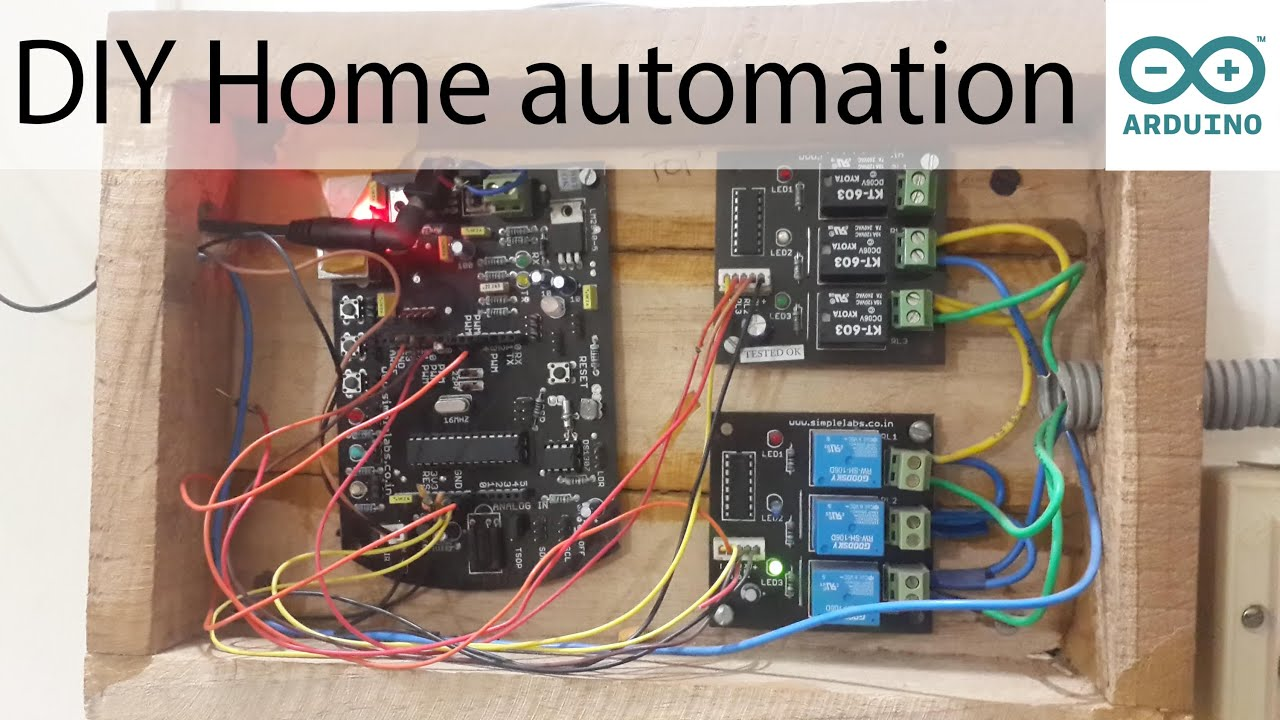 Build It Android Controls Everything At Home Using