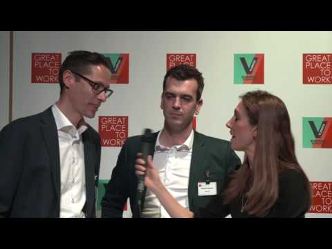 Interview Axxes - Great Place to Work 2017