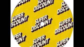 Superdiscount - Le Patron est devenu fou (Zdar War Mix) (DISQUE SOLID)