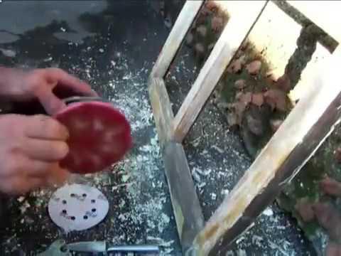 Как обновить старые деревнные окна самостоятельно