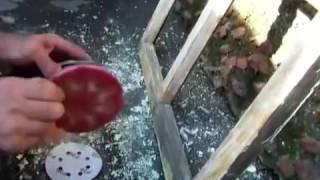 видео Ремонт деревянных окон