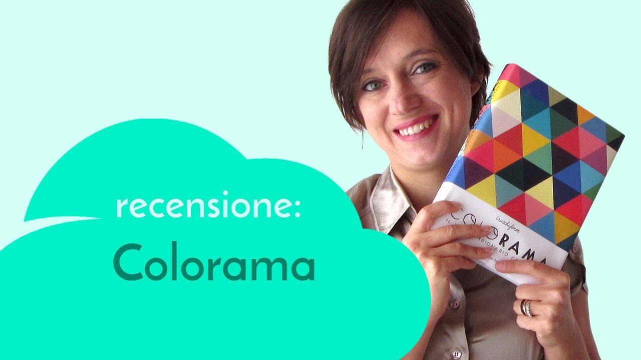 416901af55 Colorama 🎨 un libro d'arte pieno zeppo di colori   fabulinis